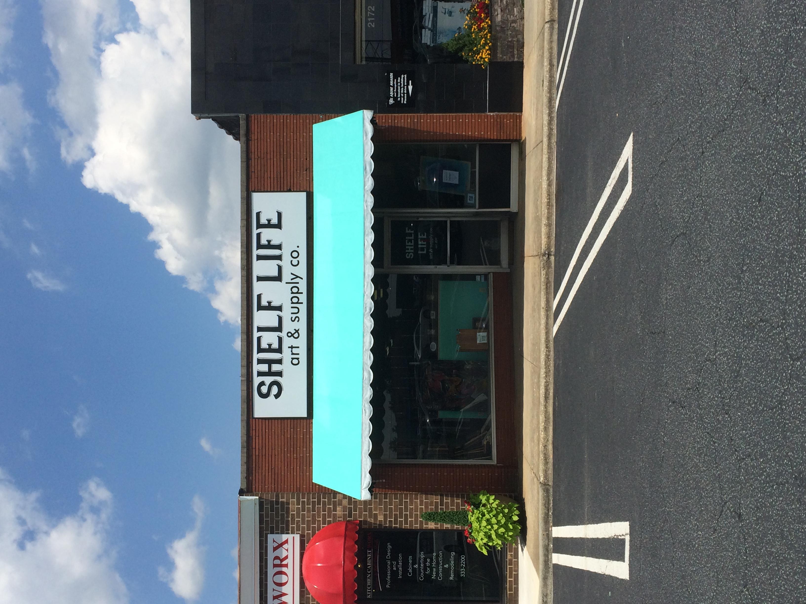 Shelf Life Art & Supply Co. 2178 Lawndale Drive, Greensboro, NC ...
