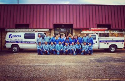 Napps Cooling, Heating & Plumbing - Longview, TX