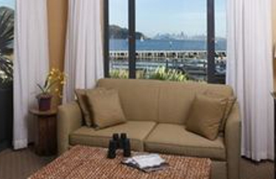 Waters Edge Hotel - Belvedere Tiburon, CA