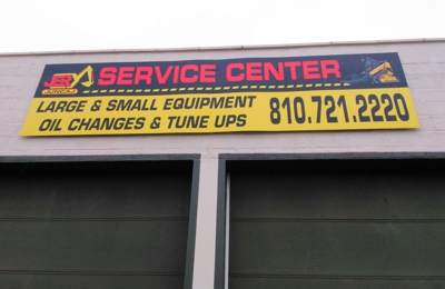 JER Equipment Rental - Imlay City, MI