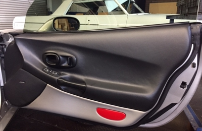 Blind Squirrel Auto Upholstery - Oceanside, CA