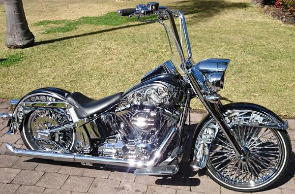 Lucky 7 Custom Cycles And Hot Rods 2201 Handley Ederville