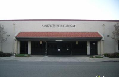 Attrayant Kirku0027s Mini Storage   Campbell, CA