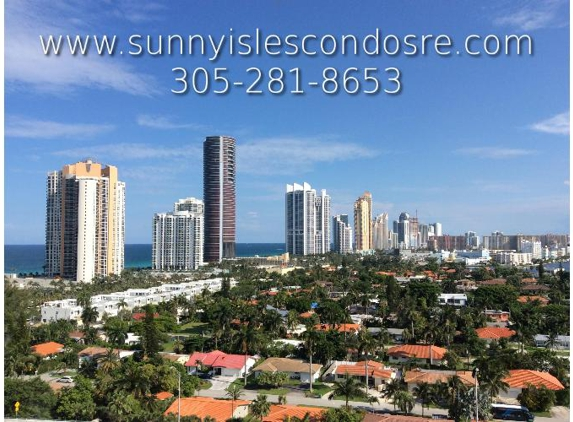 Trump Tower Condos for sale - North Miami Beach, FL