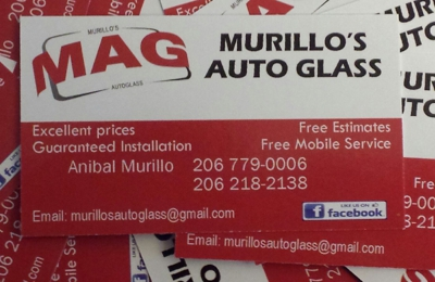 Murillo's Auto Glass - Seattle, WA