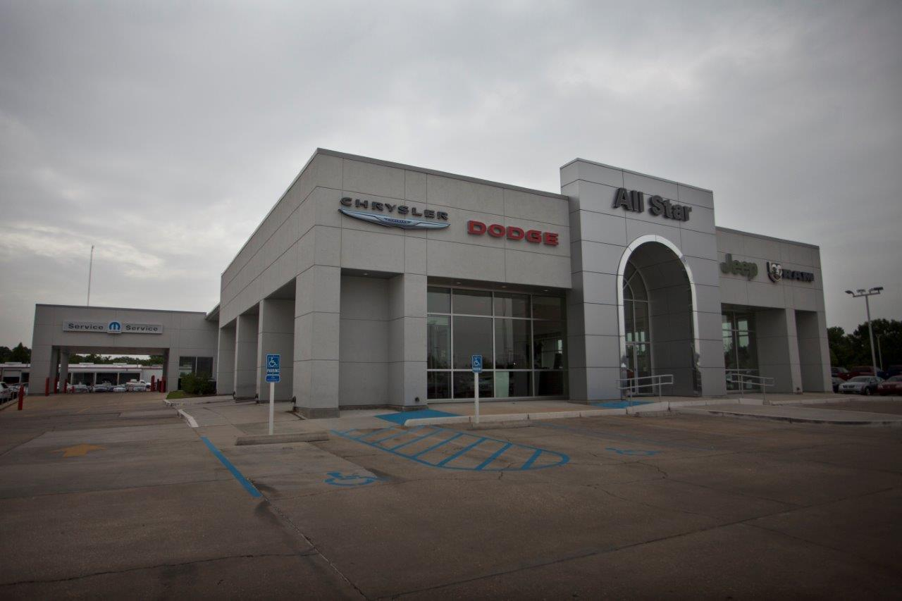 All Star Dodge Denham Springs >> All Star Dodge Chrysler Jeep Ram 2590 Range Park Dr Denham