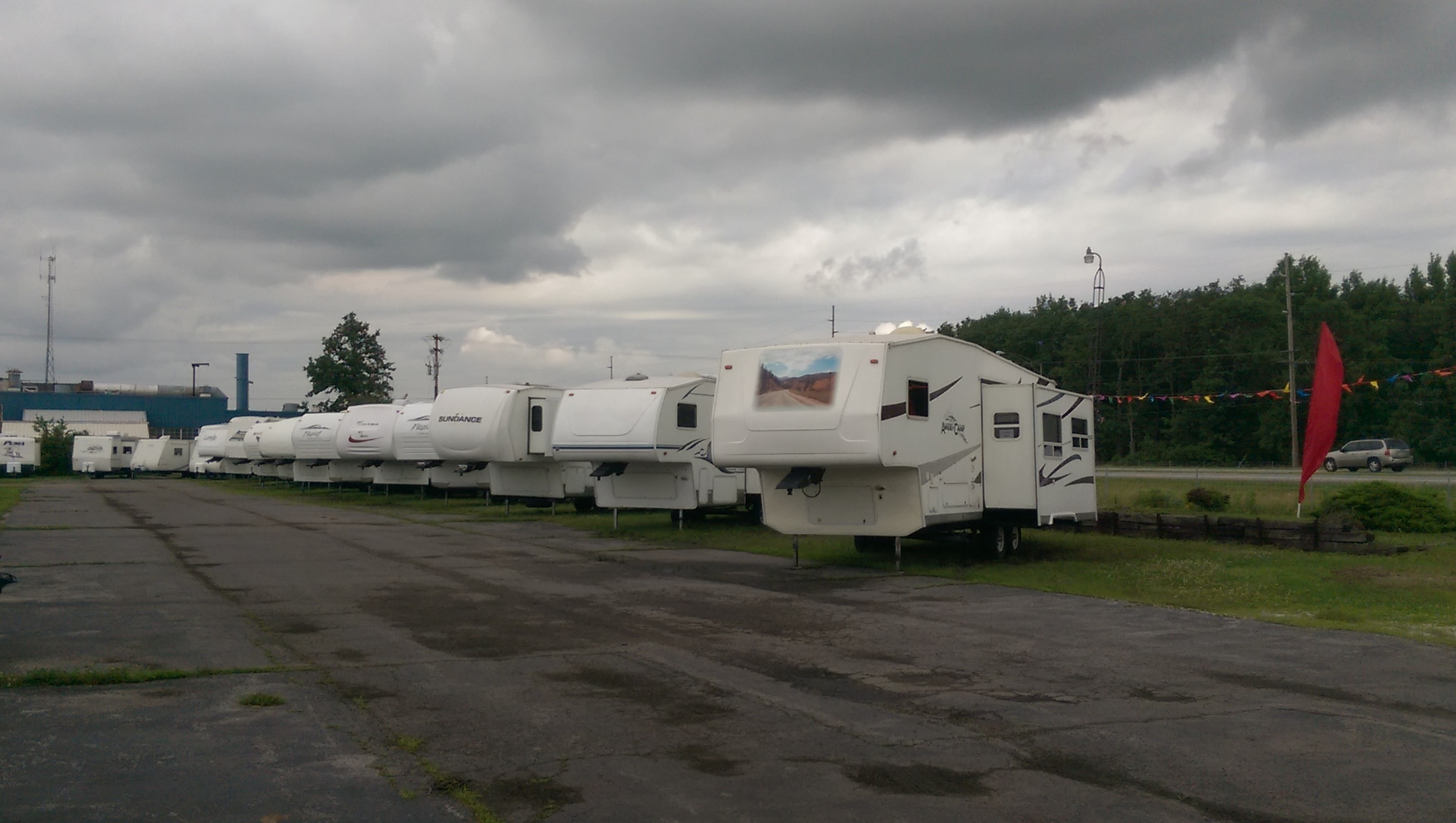 Youngs Rv Center Pre Owned Lot Fremont 43420 Fremont Oh