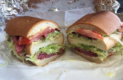 Mario's Italian Deli Market & Catering - Glendale, CA. Pastrami bad boy