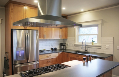 Catalyst Construction & Remodeling - Portland, OR. Our new kitchen!