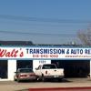 Walt's  Transmission & Automotive Repair