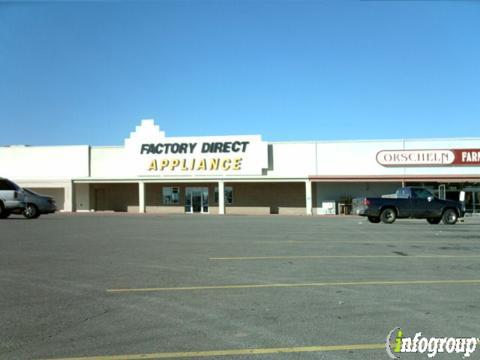Factory Direct Appliance 1040 Sw Wanamaker Rd Topeka Ks