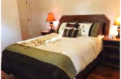 Castle Pines Motel - Castle Rock, CO. Guest Room at Castle Pines Motel in Castle Rock