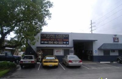 Layton's Garage & Auto Storage - Fort Lauderdale, FL