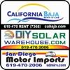 California Baja Rent A Car