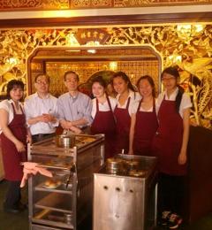 Grand Oriental Chinese Restaurant Cincinnati Oh Weekend Dim Sum Hong Kong Style