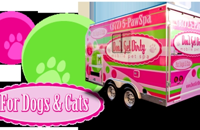 Don't Get Dirty Mobile Pet Spa - Norco, CA