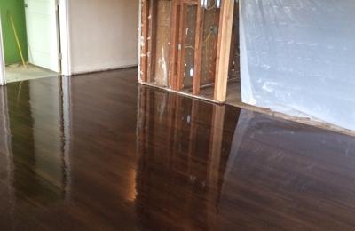 Diaz Hardwood Flooring - Whittier, CA. Finished product.