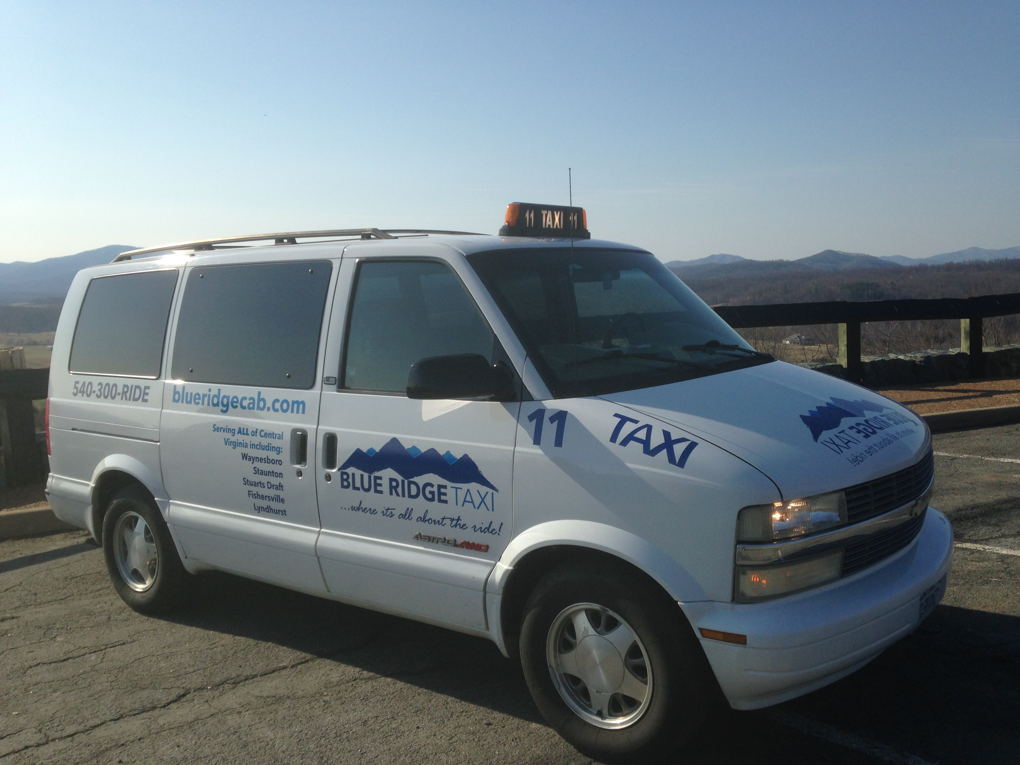 Blue Ridge Taxi LLC