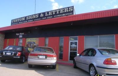 Sign Workx - Dallas, TX
