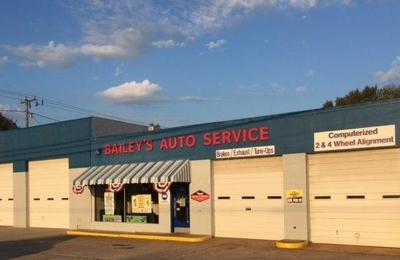 Bailey's Auto Service Inc - Farmville, VA