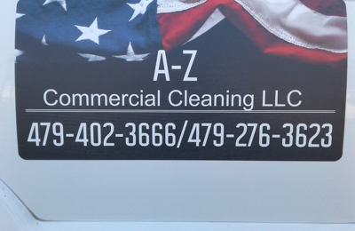 A-Z Commercial Cleaning LLC - Bentonville, AR