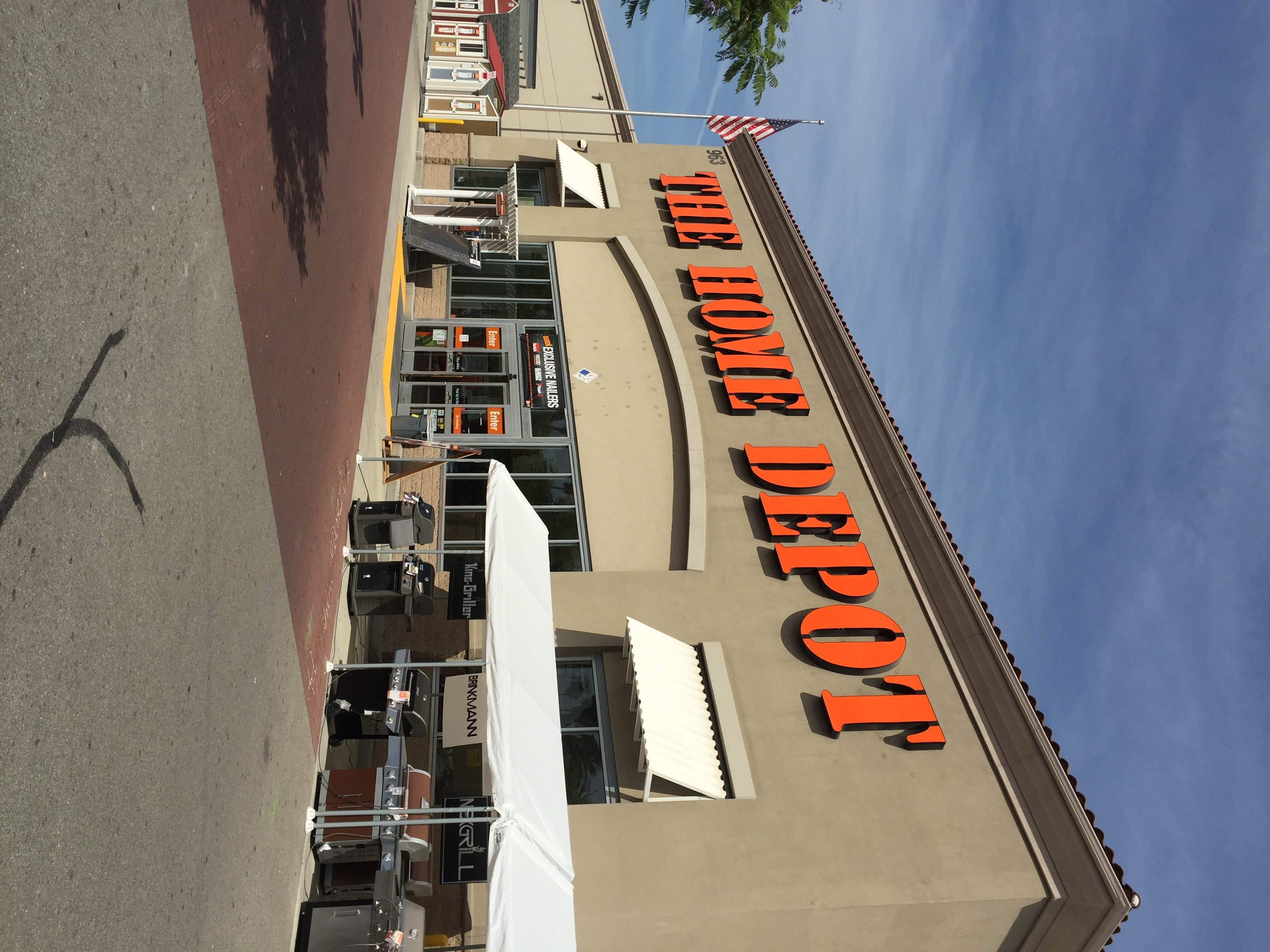 The Home Depot 963 W Badillo St Covina Ca 91722 Yp Com
