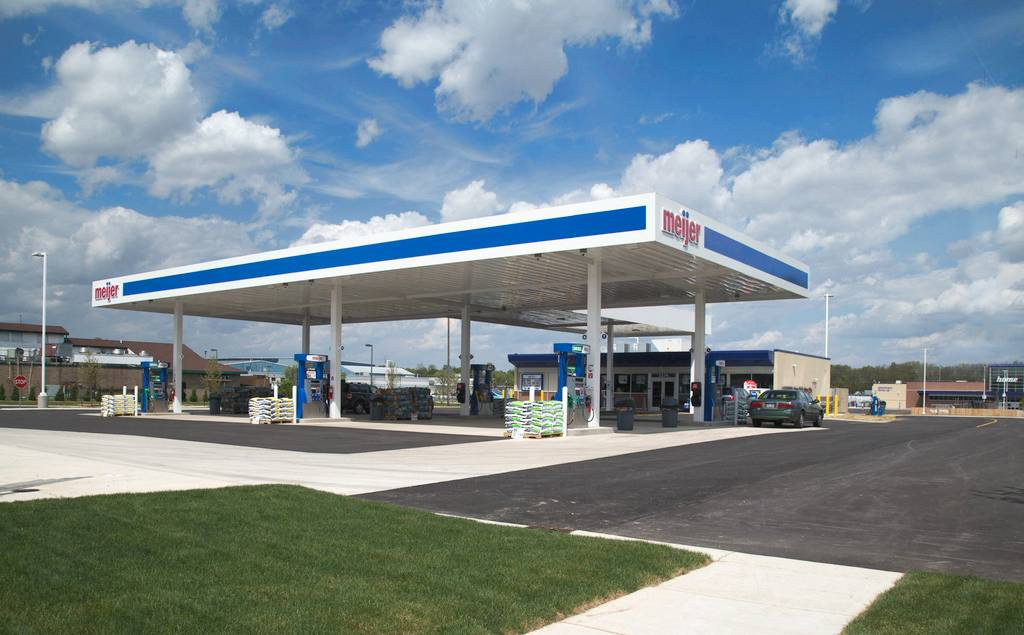 cdb57a7734 Meijer Gas Station 3000 Columbus Lancaster Rd NW, Lancaster, OH ...