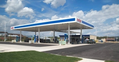 Meijer Gas Station - Lenox, MI