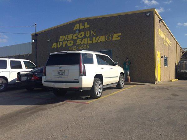 Discount Auto Salvage >> All Discount Auto Salvage 3965 E Main St Grand Prairie Tx