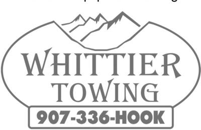whittier towing - Whittier, AK