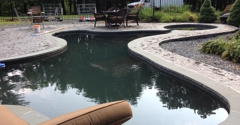 Eastern Stone Gunite Swimming Pools Schenectady Ny Pool