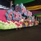 Mardi Gras World - New Orleans, LA. One of the 2016 Mardi Gras floats!!!