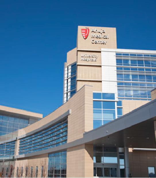 University Hospitals Ahuja Medical Center 3999 Richmond Rd