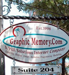 Graphic Memory Internet Services - Hampton, VA