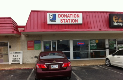 Goodwill Donation Station - Converse, TX