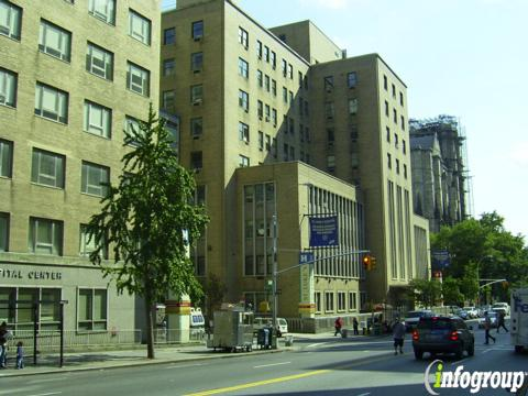 Mount Sinai St Luke S 1111 Amsterdam Ave New York Ny