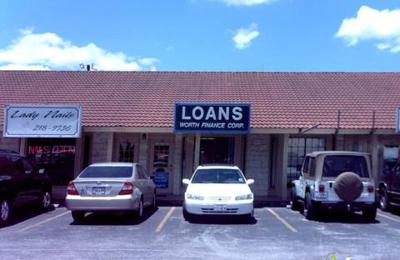 Worth Finance Corp 1800 N Mays St Ste 106, Round Rock, TX