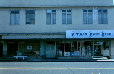 Appliance Parts Center 222 E 8th St National City Ca