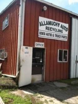 Allamuchy Auto Recycling 77 Gibbs Rd Andover Nj 07821