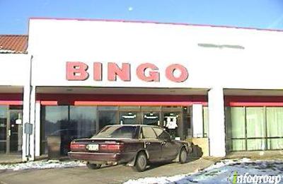 Turn Of The Century Bingo - Aurora, CO