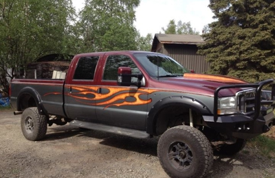 Sunset Auto Body - Chugiak, AK