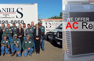 Daniel's Heating & Air Conditioning, LLC - Albuquerque, NM