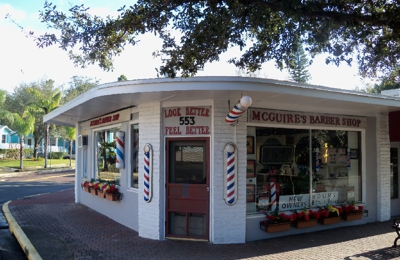 Mcguire's Barber Shop - Dunedin, FL