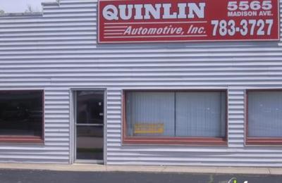Quinlin Automotive Inc - Indianapolis, IN