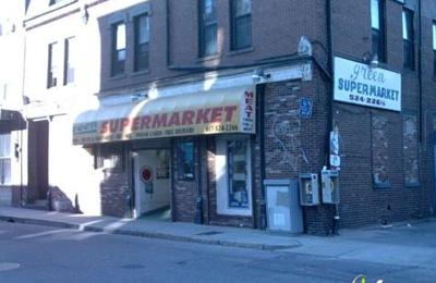 Green Street Supermarket 186 Green St Jamaica Plain Ma 02130