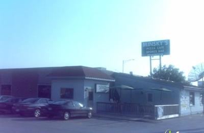 Minsky's Pizza - Kansas City, MO
