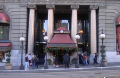 St Francis Hotel Spa - San Francisco, CA