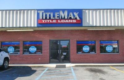 TitleMax Title Loans - Fort Payne, AL