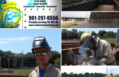 smiths mobile welding - Memphis, TN