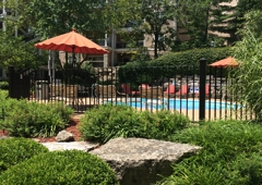 Sun or Snow Vacation Rentals - Colorado Springs, CO. One of the many pools at the resort
